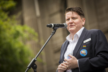 Victoria's Commissioner for Gender and Sexuality Ro Allen was among the 80 participants of this month's Melbourne Archdiocese plenary session.