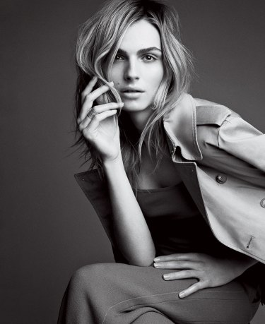 Andreja Pejic, previously known as Andrej, scores her first Vogue feature and uses it to talk equal opportunity in the fashion industry.