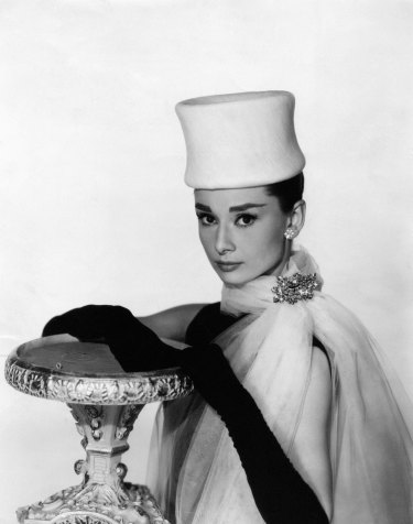 Audrey Hepburn emerged at a time when Hollywood's highest paid actresses were curvy queens.