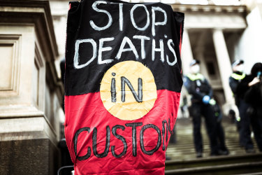 WA has one of the highest rates of incarceration rates of Aboriginal people in the nation.