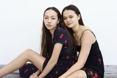 Grace and Chloe Murdoch.
