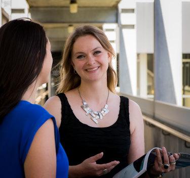 Dr Karen Lamb says her career in biostatistics has helped her travel the world.