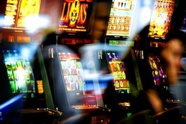 The fine represents about 0.04 per cent of Crown's yearly poker machine revenue.