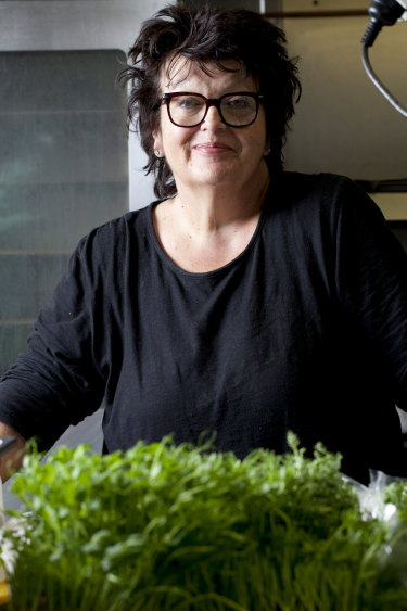 Alla Wolf-Tasker, owner of the Lake House in Daylesford.