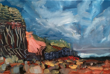 Mick Turner's Sunderland Bay #2.
