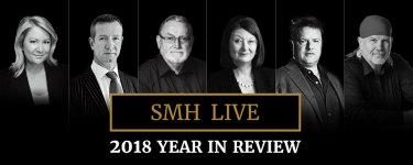 SMH Live event: Lisa Davies, Peter Hartcher, Ross Gittins, Kate McClymont, Nick O'Malley, Peter FitzSimons.