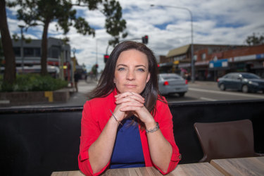 Embattled Labor MP Emma Husar.