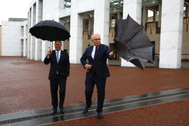 Prime Minister Scott Morrison and Treasurer Josh Frydenberg are no longer terrified of debt and deficits.