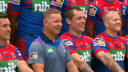 The Newcastle Knights are excited about 2020 after bringing new coach Adam O'Brien on board.