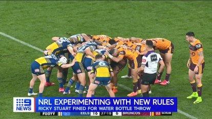 The NRL are set to experiment with a series of new rules ahead of the final round.