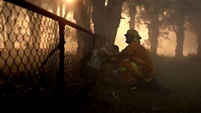 Victoria's new bushfire survival ad