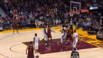 76ers cruise against Cavs