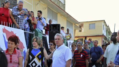 Cubans doubt change at the top will make a difference below