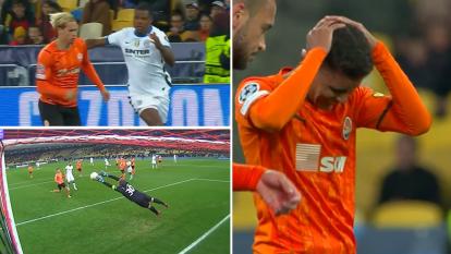 Champions League highlights: Shakhtar Donetsk vs Internazionale