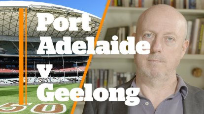 The Age's chief AFL writer, Jake Niall previews the first game of the 2020 AFL Finals Series between Port Adelaide and Geelong being played at the Adelaide Oval.