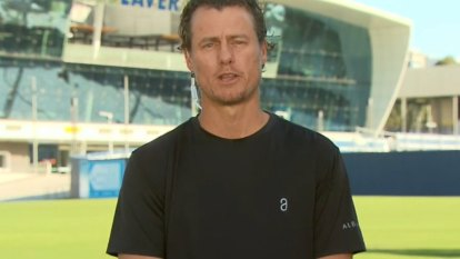 Hewitt honoured by Hall of Fame nomination