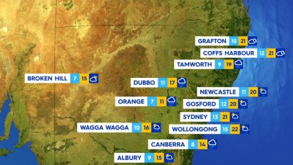 National weather forecast for Thursday, June 24