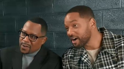 Will Smith and Martin Lawrence appear on TODAY