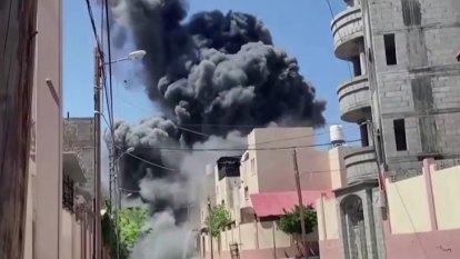 Amid global pressure, Israel, Hamas agree to ceasefire