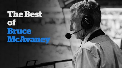 A look back at some of Bruce McAvaney's most memorable moments from the commentary box.