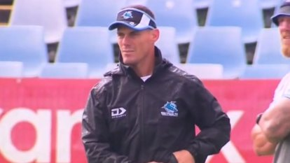 John Morris is no longer the coach of Cronulla, sacked effective immediately