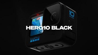 GoPro introduces HERO10 Black