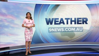 The latest weather forecast with Sonia Marinelli
