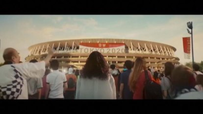 Naomi Osaka has released a promotional video for Tokyo 2020, saying the Games will be 'united by emotion'