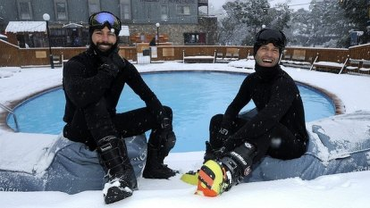 Four Australian moguls who matter in snow business
