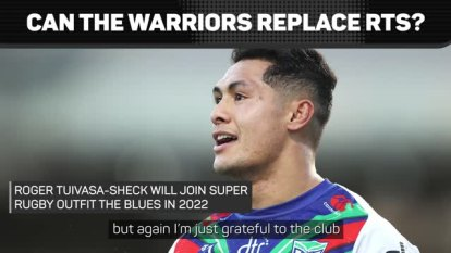 Roger Tuivasa-Sheck has been granted an early release from his NRL contract with the Warriors.