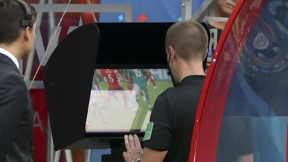 World Cup lets technology genie out of the bottle
