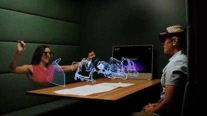 Cisco unveils hologram video calls