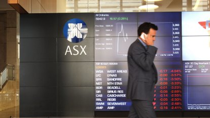 Stevens remarks can't cheer the ASX