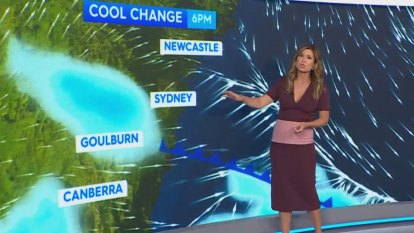 Spring cold snap bringing snow to south-east Australia