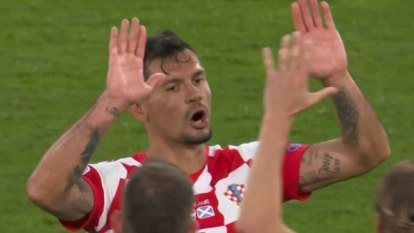 England topped its group while Croatia advanced with a win over Scotland.