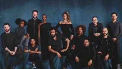John Oliver confirms that Beyoncé was photo-shopped into cast photo