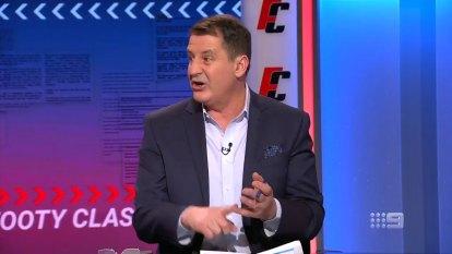 Ross Lyon says David Teague should weigh up axing co-captain Sam Docherty