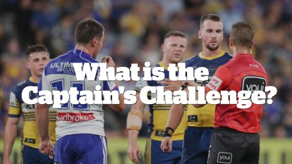 Is the introduction of the Captain's Challenge rule good for the NRL or is it something the sport can do without?