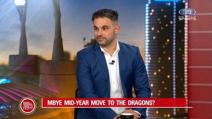 Moses Mbye is reportedly eyeing a mid-season move to the Draogns, while the NRL will consider a loan system by 2023