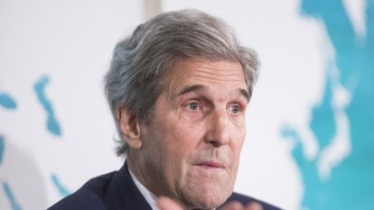 John Kerry: Trump is 'destroying our reputation in the world'