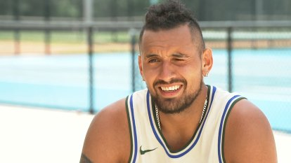 Wide World of Sports interview with Nick Kyrgios