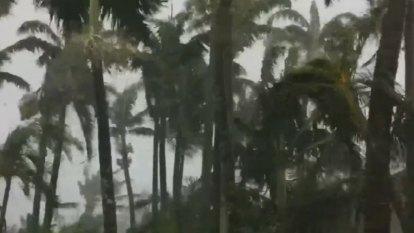 Queensland severe weather
