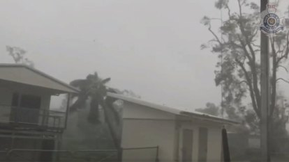 Thousands evacuated as NT prepares for cyclone