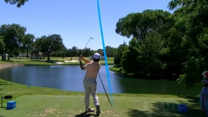 Kang hits hole in one in PGA Tour return