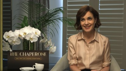 Elizabeth McGovern on why she loved the story of 'The Chaperone'