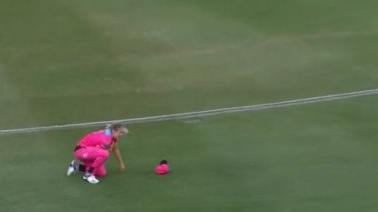 Ellyse Perry is hopeful of making her WBBL return after suffering a shoulder injury.