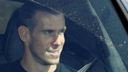 Bale on verge of Tottenham return