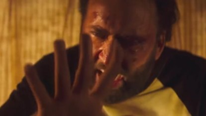 'Mandy' official trailer starring Nicolas Cage