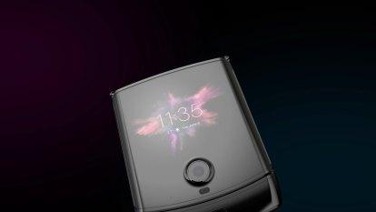 Motorola Razr making a comeback