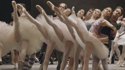 Australian Ballet's Raymonda rehearsals